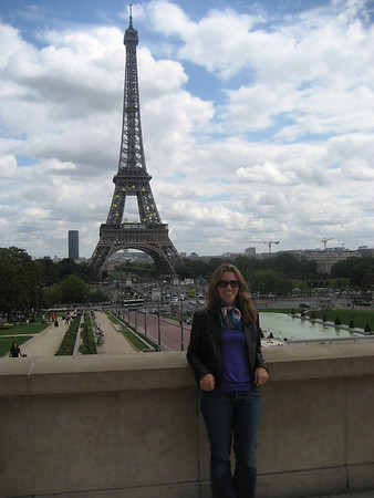 @ the Eiffel Tower